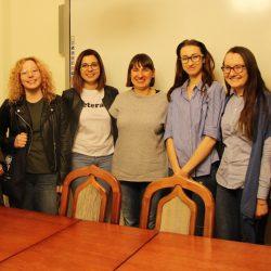 Spotkanie ze studentami UAM z okazji Światowego Dnia Świadomości Autyzmu