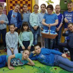 Dzieci z Zagościńca wsparły budowę Domu Autysty. Cegiełka z pomponów