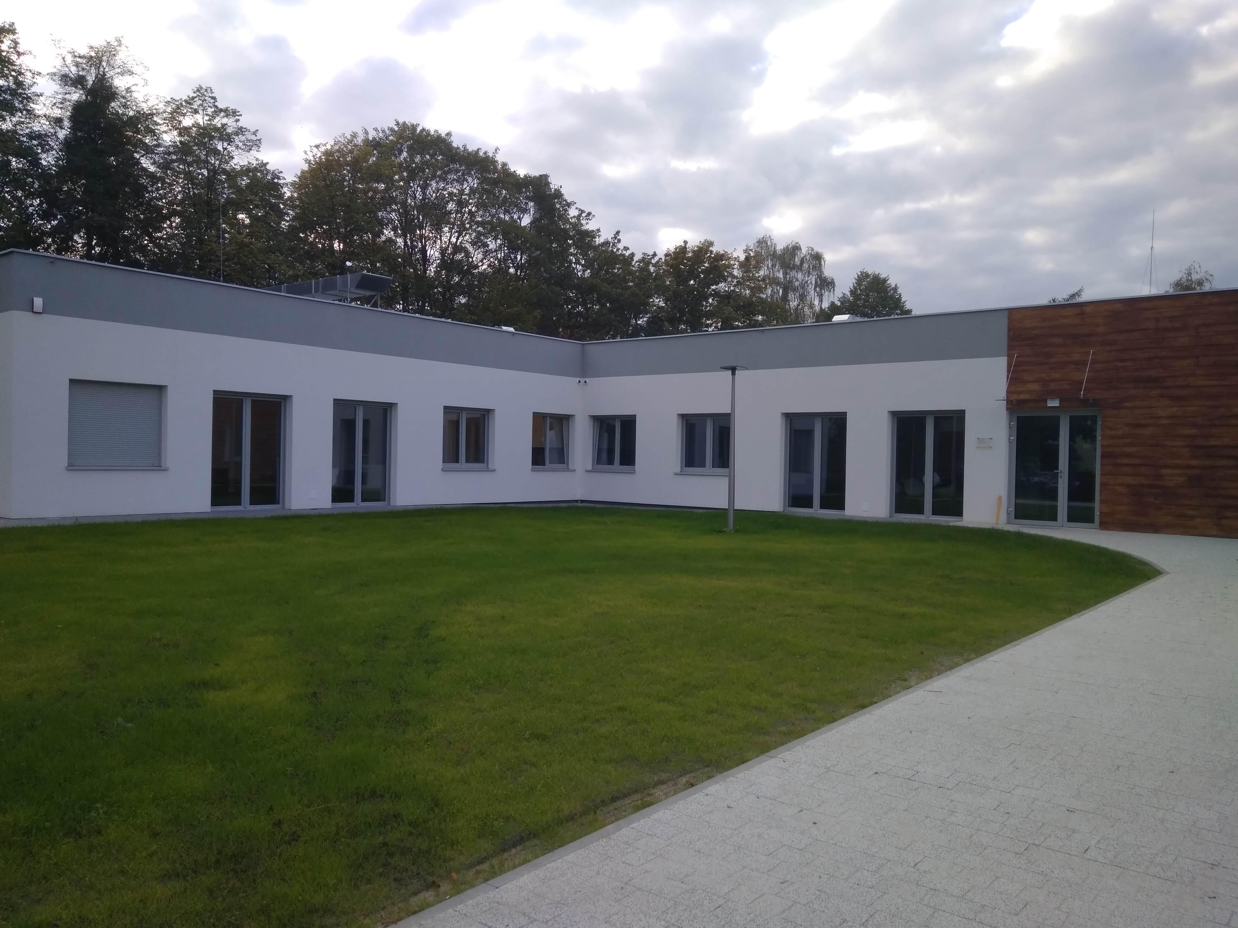 Dom Autysty - główne wejście