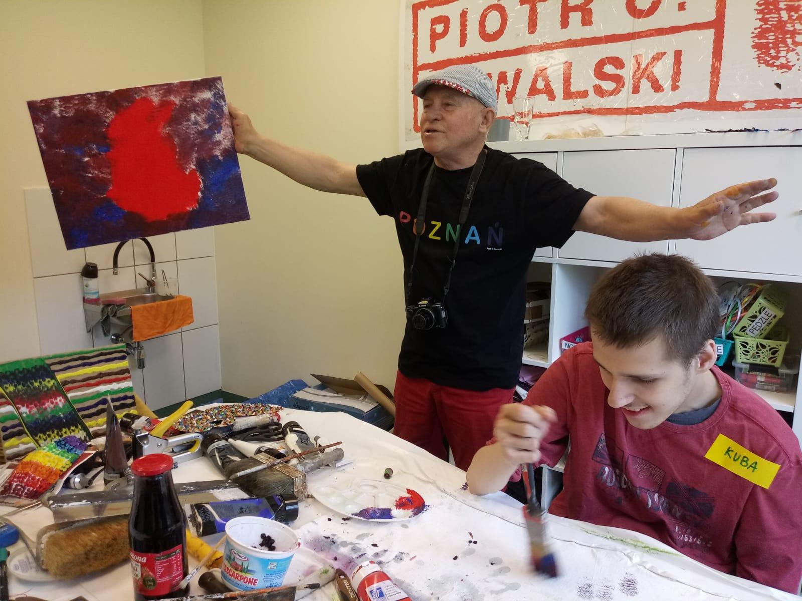 Galeria Dom. Piotr C. Kowalski i Jakub Kompowski