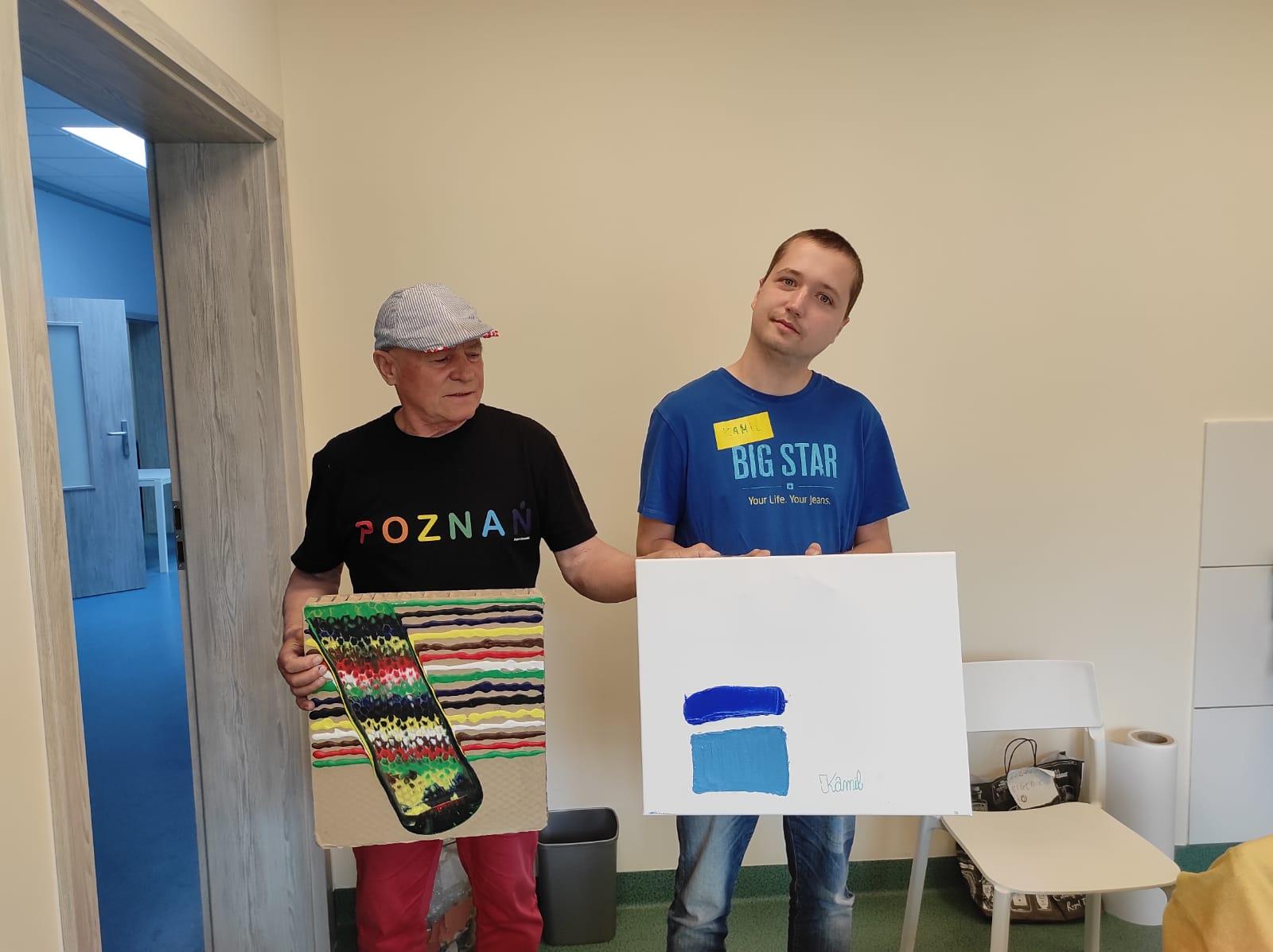 Piotr C. Kowalski i Kamil Jańczak